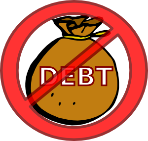 Money_Eliminate_debt_svg_med_from_Clker_Medium