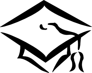 Educaiton_rickvanderzwet_mortarboard_1_svg_med_from_Clker_Medium