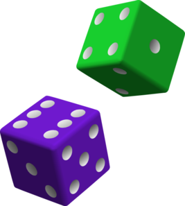 Green-and-purple-dice-md_from_Clker_Medium